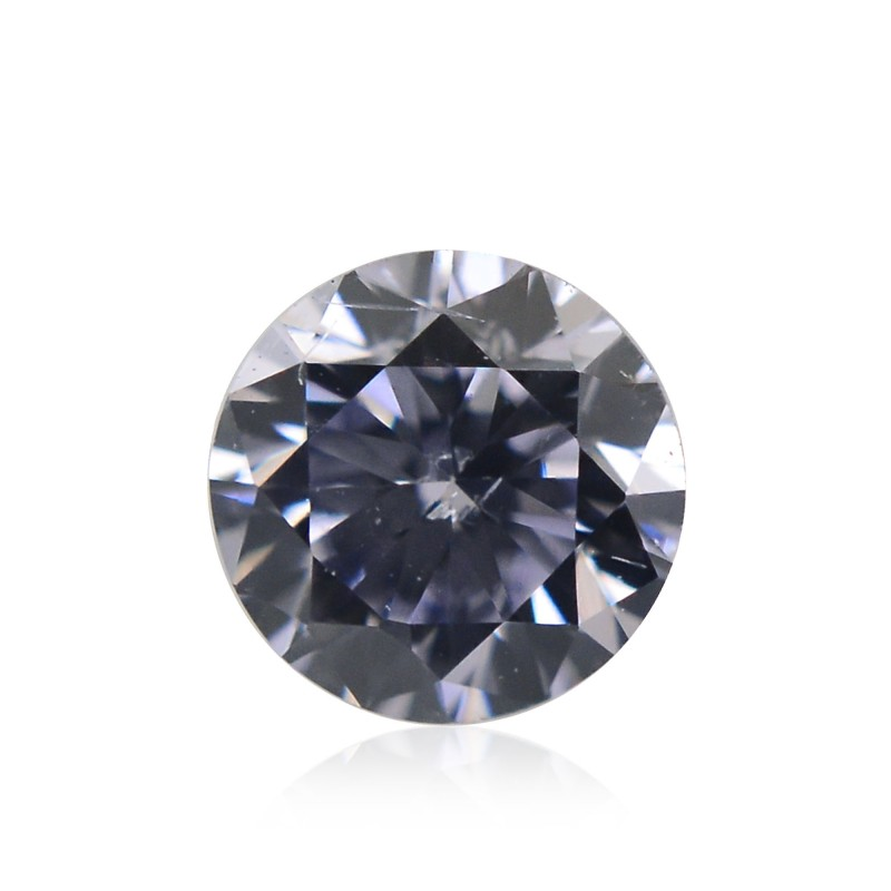 Fancy Violetish Blue Diamond