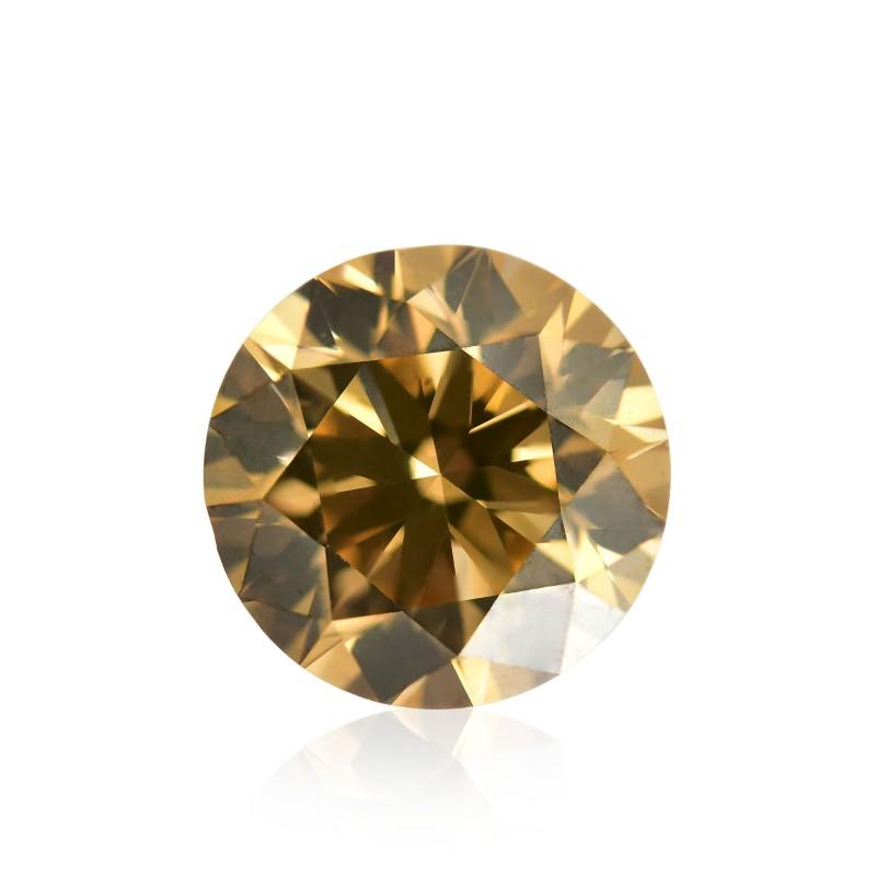Fancy Yellow Champagne Diamond
