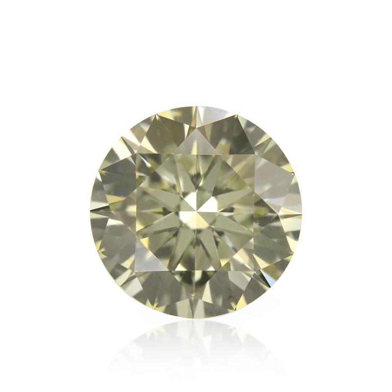 Very Light Green Yellow Diamond