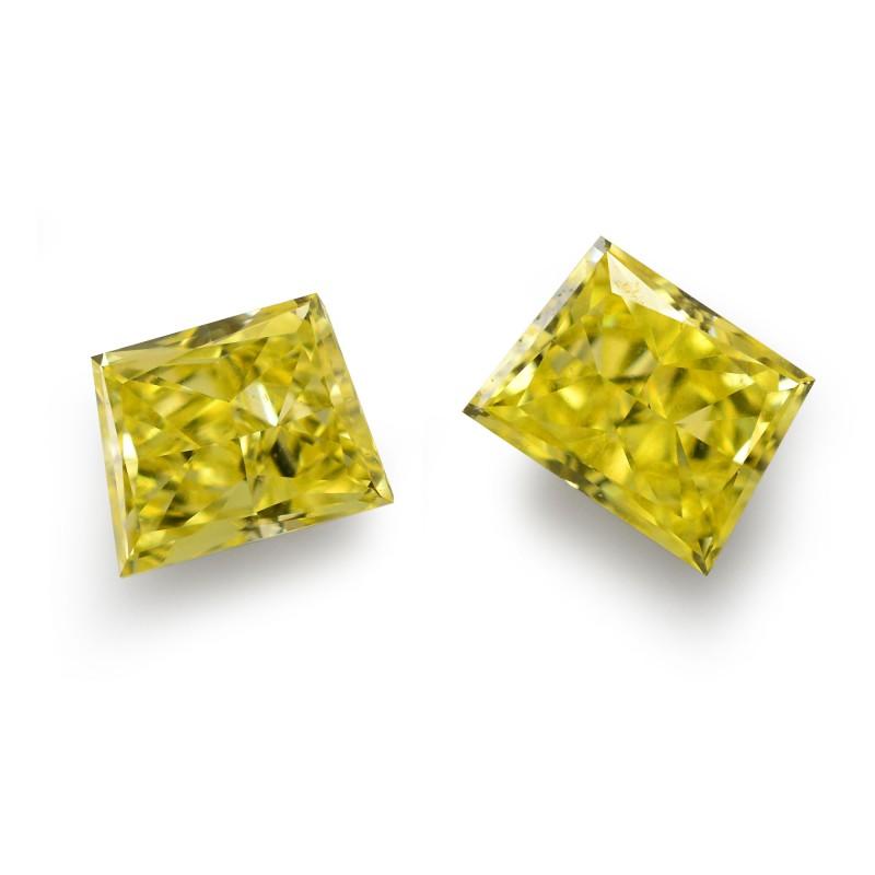 Yellow Taper Diamond
