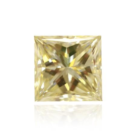 Fancy Light Grayish Greenish Yellow Diamond