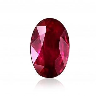 Pinkish Red Gemstone
