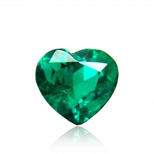 Vivid Green Gemstone