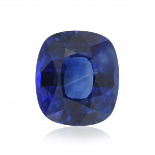 Vivid Royal Blue Gemstone