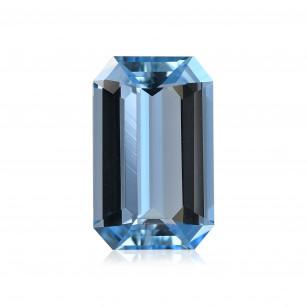 Aquamarine gemstone Aquamarine cabochon Oval Shape Sky blue Aquamarine loose Jewelry use KB-2650 Superior! 31x18 mm Natural Aquamarine