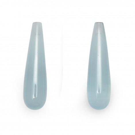 Moderate Blue Gemstone