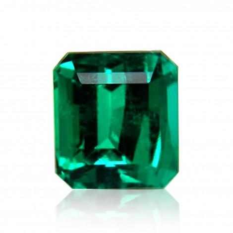 Vivid Green Gemstone
