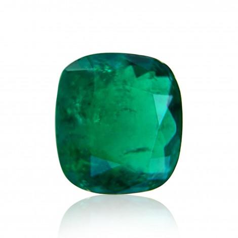 Intense Green Gemstone