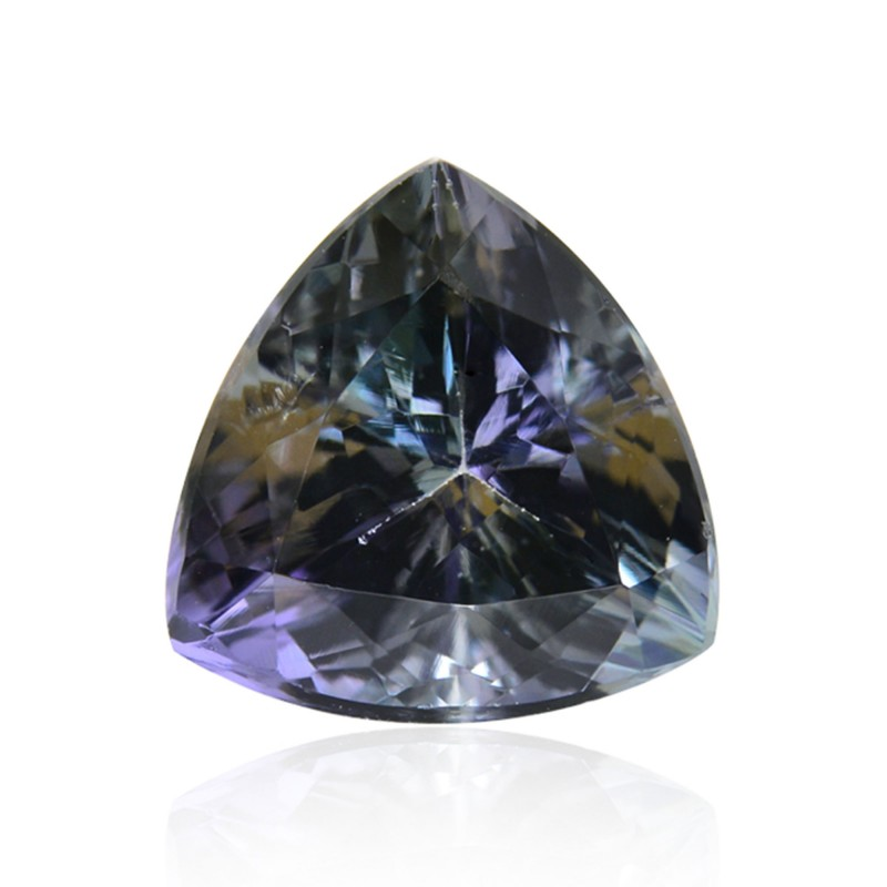 Blue Trilliant Diamond