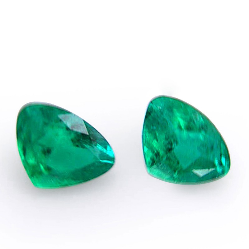 Green Trilliant Diamond