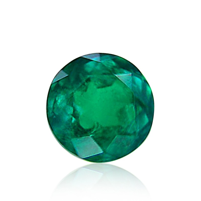 Green Round Diamond