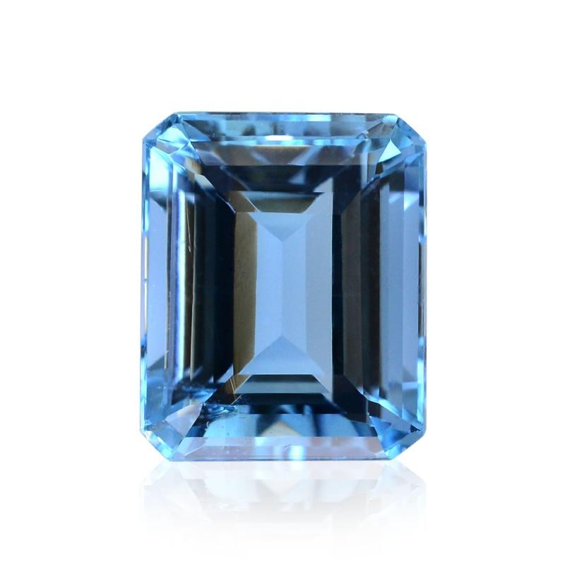 Blue Emerald Diamond