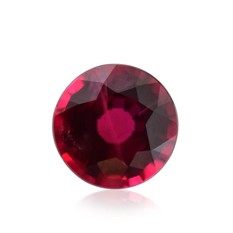 Red Round Diamond