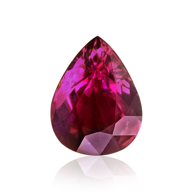 Red Pear Diamond
