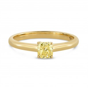 Low Profile Solitaire Diamond Ring Setting, SKU 2149S