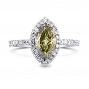 Chameleon Marquise Diamond Halo Ring, SKU 223219 (1.34Ct TW)