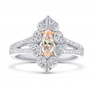Floral Pave Diamond Dress Ring, SKU 2358S