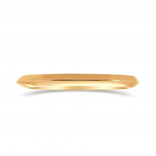 18K Rose Gold Wedding Band Ring, SKU 27202R