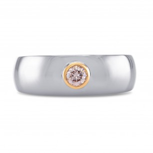 Pink Diamond Band Ring, SKU 282732 (0.17Ct)