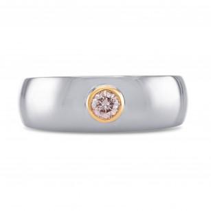 Pink Diamond Band Ring, SKU 282732 (0.17Ct)
