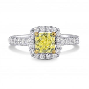 Halo Tulip Basket Diamond Ring Setting, ARTIKELNUMMER 4020S