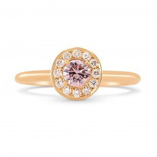 3D Halo Diamond Ring Setting, SKU 40344S