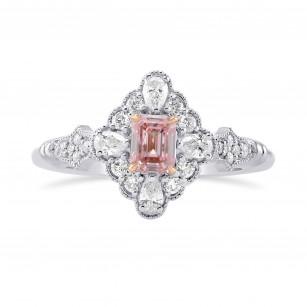 Extraordinary Diamond Millgrain Ring Setting, SKU 40728S