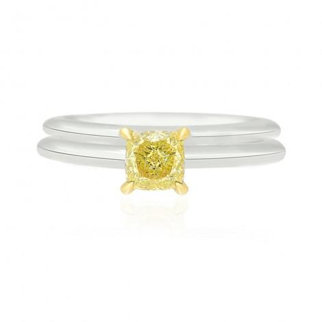 Classic Solitaire diamond engagement and wedding ring set, ARTIKELNUMMER 1001SW