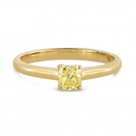 Low Profile Solitaire Diamond Ring Setting, SKU 2149S