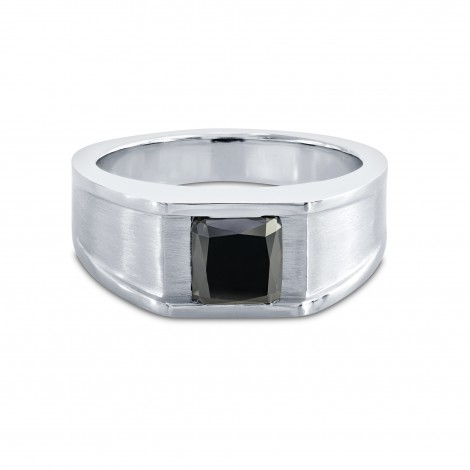 Gents Diamond Graduated Band Ring Setting, SKU 2728S