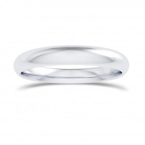 Comfort Fit Domed Wedding Band-3.0MM, ARTIKELNUMMER 27677R
