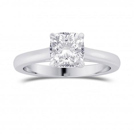 1.00ct. GIA Cushion 4 Prong Classic Solitaire Ring, ARTIKELNUMMER 28149R (1,00 Karat TW)