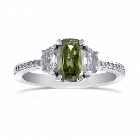 Chameleon Side Stone Diamond Ring, SKU 29046V (1.08Ct TW)