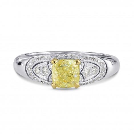 Art Deco Diamond Ring Setting, ARTIKELNUMMER 3259S