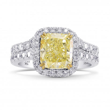 Regal Halo Engagement and Wedding Ring Set, SKU 40192WS