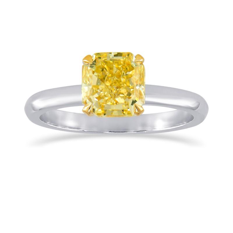 Low Profile Solitaire Diamond Ring Setting, SKU 1001S