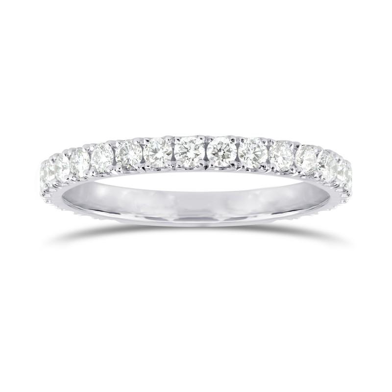 Open Pave Diamond Half Eternity Ring, ARTIKELNUMMER 25500R (0,30 Karat TW)