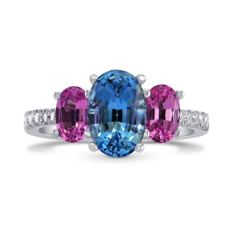 Blue Diamond Ring Price