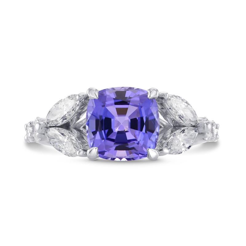 Cushion & Marquise Diamond Ring SKU 3 37Ct TW