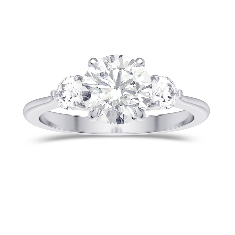 ctw diamond bel ring viaggio products grown stone anniversary lab