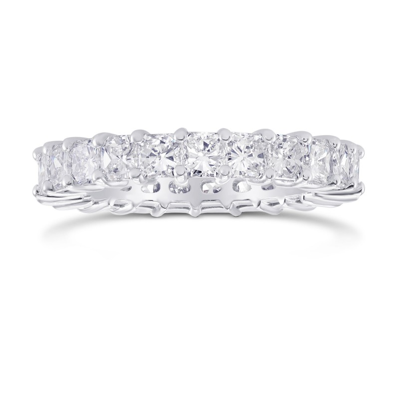 Full Bands: Radiant Diamond Full Eternity Band Ring, ARTIKELNUMMER