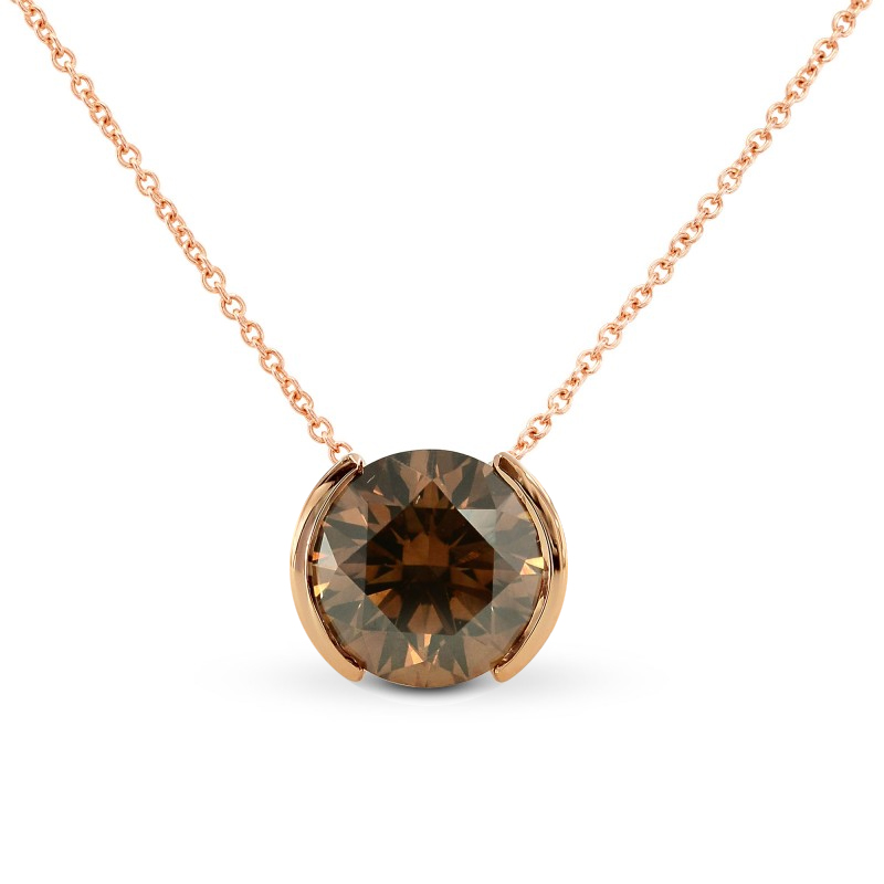 Bezel round diamond solitaire pendant setting sku 2996s half bezel round diamond solitaire pendant setting sku 2996s mozeypictures Image collections
