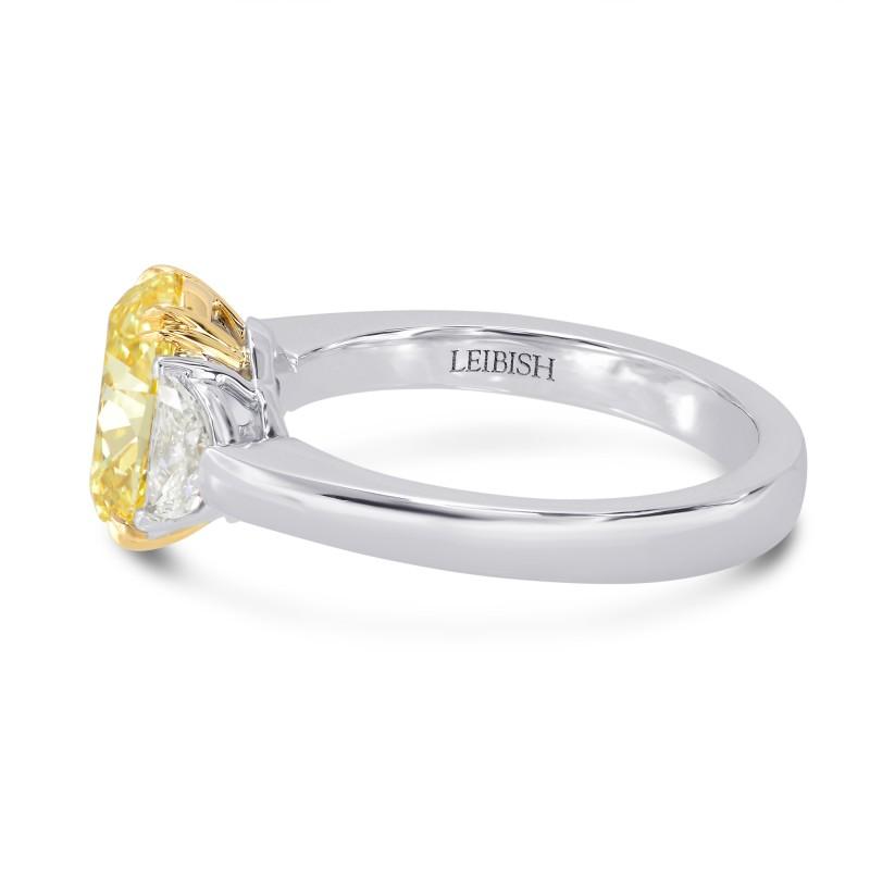3St Half-Moon Side-diamond Ring Setting, SKU 40039S