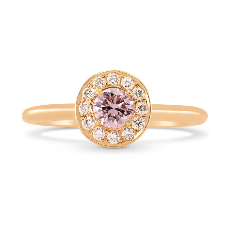 3D Halo Diamond Ring Setting, SKU 40344S
