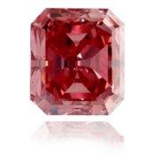 0.80ct Fancy Vivid Pink Emerald