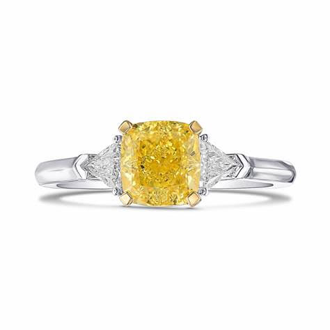 Pictured above: Example of one of the classic engagement rings sold