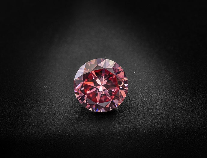 Leibish Pink Diamonds
