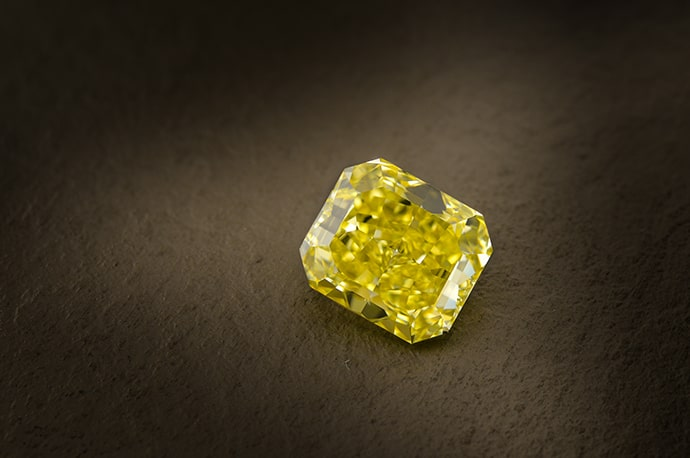 Leibish Yellow Diamonds