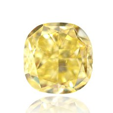 2.23 Carat, Fancy Intense Yellow Diamond