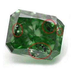 31.0ct Fancy Vivid Green